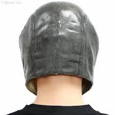 Mortal Kombat Scorpion Halloween Costume Wholesale 2015 Adults Scorpion Helmet Mortal Kombat Pvc Dark