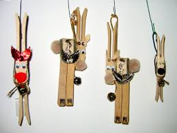 reindeer clothespin ornaments by wdwparksgal on deviantart