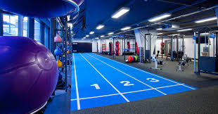 Dynamic Sports Flooring by Case Study Primal Gym Gym Flooring Floors For Gyms