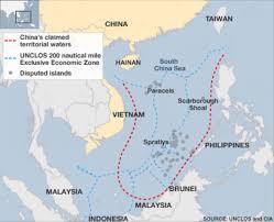 South China Sea Map by The South China Sea Dispute And China U0027s U0027peaceful U0027 Rise
