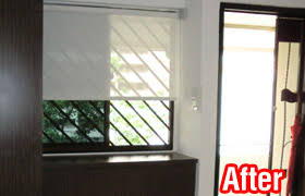 Blind Curtain Singapore Curtains Blinds Singapore Singapore Budget Curtains