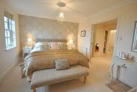 Wallpaper Master Bedroom Ideas Gold Bedroom Love The Back Wall Interior Design Pinterest