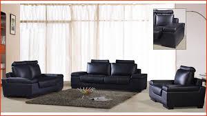 canapé cuir noir salon cuir noir unique deco salon avec canape cuir noir par deco