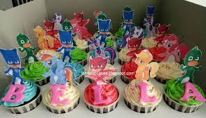 bob the builder cupcake toppers jenn cupcakes muffins transformers jenn cupcakes muffins pj mask my pony cupcakes