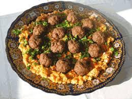 recette de cuisine tunisienne en arabe kefteji au boulette cuisine tunisienne recettes tunisiennes