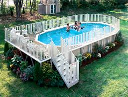Patio Decking Kits by Above Ground Pool Deck Kits Guidelines Before Installing Above