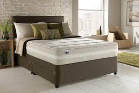 Bed Frame Types Silentnight Mirapocket Barcelona Innergetic Latex Mattress Double