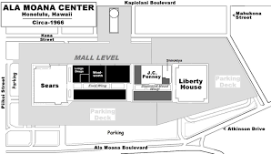 3 Floor Mall by Mall Hall Of Fame April 2009