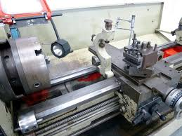 harrison m350 gap bed centre lathe 190mm x 1500mm on auction now