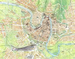 Ferrara Italy Map by Verona Map