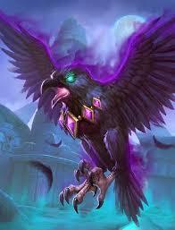 enchanted raven hearthstone wiki