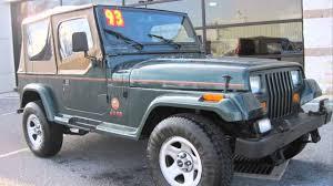 93 jeep wrangler 1993 jeep wrangler