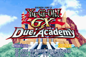 yu gi oh gx duel academy review duel monsters u0026