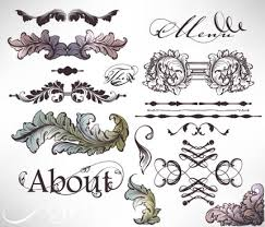 vector western ornaments frame free vector 13 996 free
