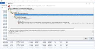 workflow batch job error ax 2012 r2 microsoft dynamics ax