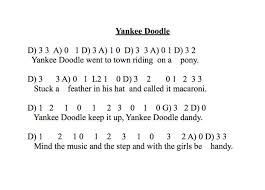 yankee doodle club yankee doodle tab for violin viola or cello stringclub