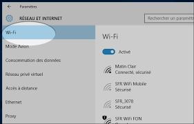 Problème Carte Réseau Wifi Dans Windows 10 Voir Le Réseau Pour Partager Fichiers Et Imprimantes