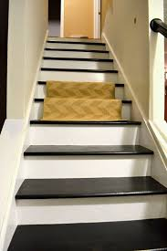 Diy Runner Rug Dueling Diy Stair Runner Tryouts