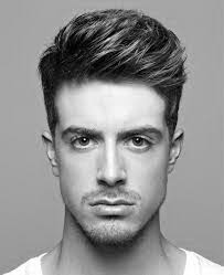 best mens hair styles for slim faces pretty long face hairstyles for men 18 best mens haircut
