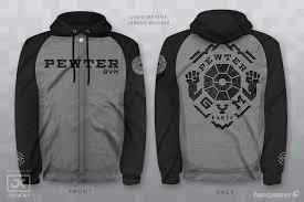 pewter hoodie fangamer