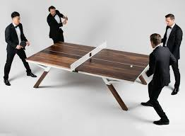 Table Tennis Meeting Table Woolsey Ping Pong Table For Both Recreation And Conference Rooms