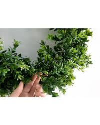 artificial boxwood wreath check out these hot deals on 18 inch boxwood wreath for