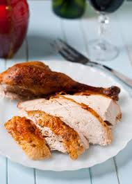 easy garlic and herb roasted turkey neighborfood