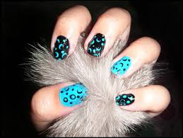 images of nail art blue lotki bird nails diy birds on blue nail