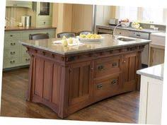 mission style kitchen island kitchen island craftsman style america 19th cen kit888 for