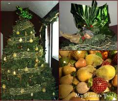a partridge in a pear tree a theme