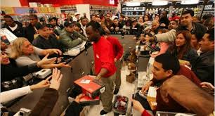 target black friday electronics christmas popular culture and american childhood