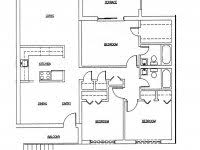 grand luxxe spa tower floor plan 2 bhk house plans 30x40 bedroom designs pictures pdf free download