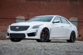 cadillac cts vs 2017 cadillac cts v our review cars com