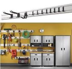 Gladiator Storage Cabinets Gladiator Garageworks Gagpub2ppy Geartrack Pack For Garages