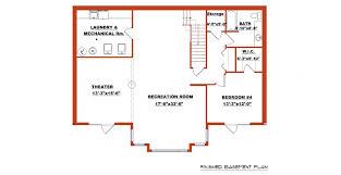 floor plans with basement basement finish basement finish floor plans and 3d design inside