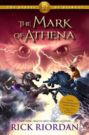 Barnes And Noble Forum San Antonio The Mark Of Athena The Heroes Of Olympus Series 3 By Rick