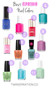 best spring nail colors nail colors 2015 revlon nail polish and
