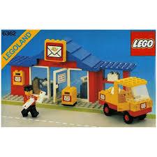 Lego Headquarters Lego Post Office Set 6362 Brick Owl Lego Marketplace