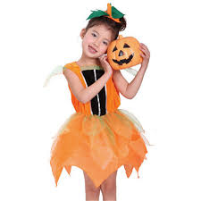 Vampire Costumes For Kids Aliexpress Com Buy 2017 New Orange Witch Halloween Costume For
