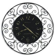 fancy wall clock u2013 digiscot