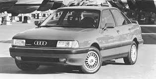 b3 audi audi 90 b3 quattro a 1988 racing cars