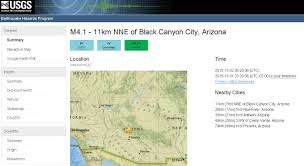 Phoenix Area Code Map by Earthquakes Reported In Phoenix Area Sunday Night 3tv Cbs 5