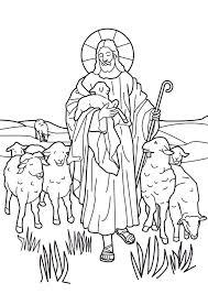 descifra el mensaje que nos dice jesús en el día del buen pastor
