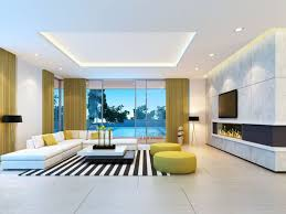 Rideau Salon Moderne by