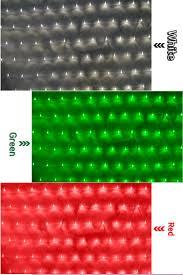 4 6m color changing rgb led net light christmas tree net lights