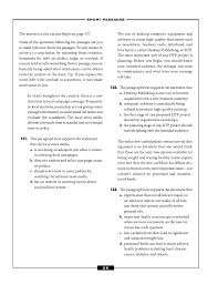 paragraph stories for reading comprehension 501 reading comprehension questions