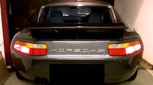 porsche 928 porsche 928 s4 sound youtube