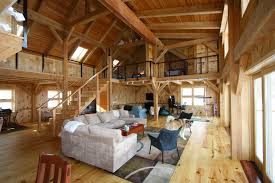 Loft Barn Plans by Home Design Sandcreekpostandbeam Prefab Barn Homes Party Barn