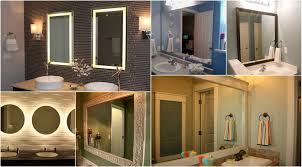decorative bathroom mirrors ideas u2014 kitchen u0026 bath ideas