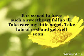 get well soon kid it is so sad to get well soon message for kids